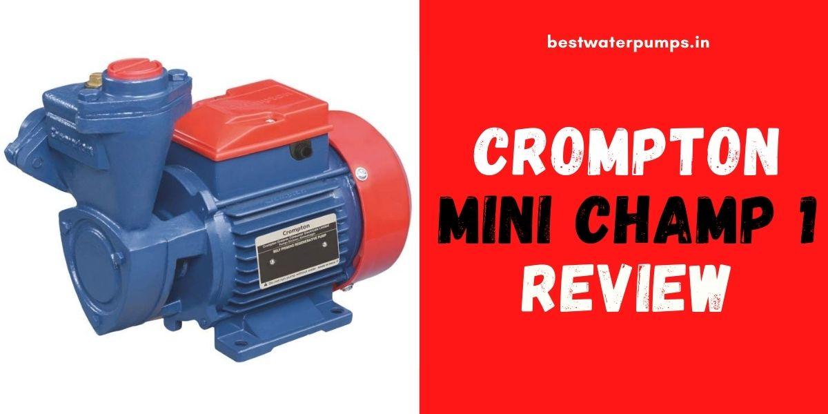 Crompton Mini Champ 2 Review