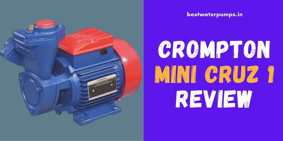 Crompton Mini Cruz 1 Review