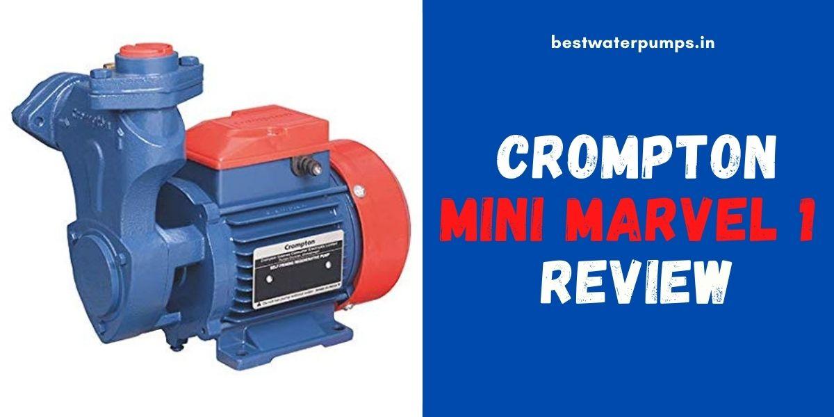 Crompton Mini Marvel 1 Review