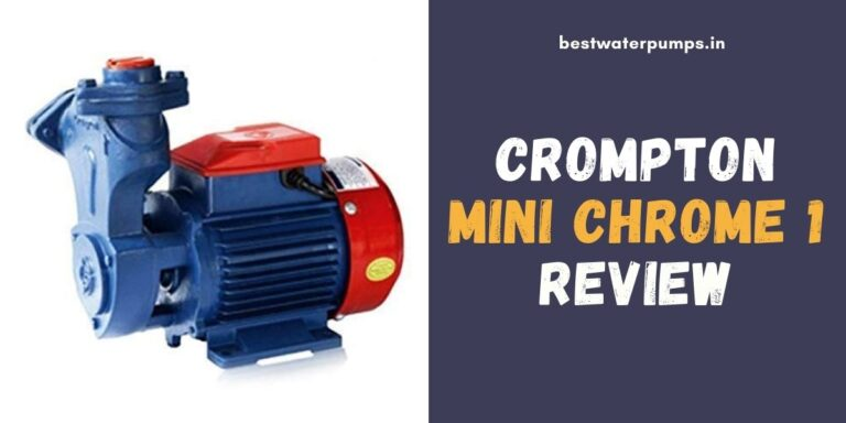 Crompton Mini Chrome 1 Review (HP, Price, Specifications)