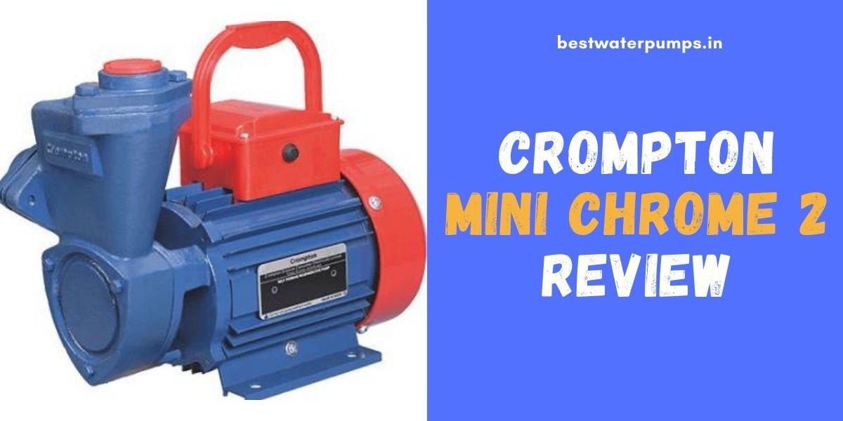 Crompton Mini Chrome 2 Review
