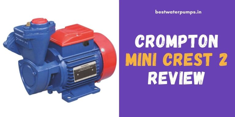 Crompton Mini Crest 2 Review (Price, Specifications, HP)