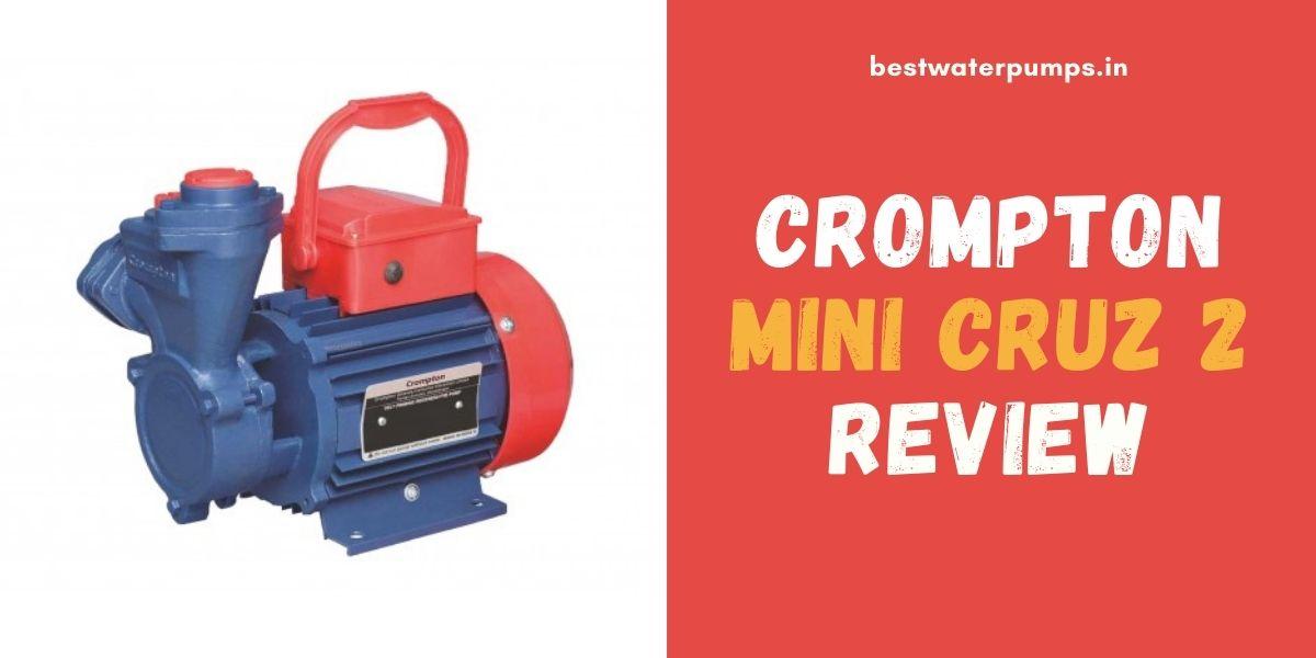 Crompton Mini Cruz 2 Review